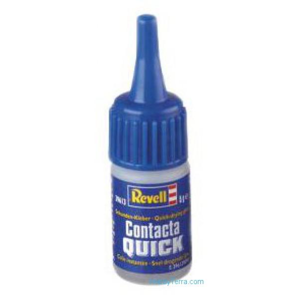 Contacta quick glue 5g for instant connections revell - E glue espana ...