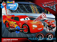 Lightning McQueen. Junior kit