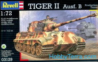 Tiger II Ausf.B German tank