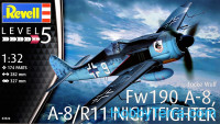 Focke Wulf Fw 190 A-8 Nightfighter