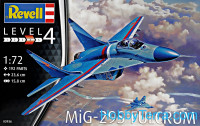 "MiG-29S ""Fulcrum"" fighter"