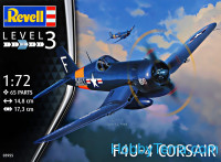 F4U-4 Corsair NAVY fighter