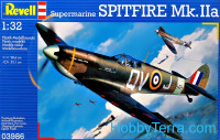 Spitfire Mk.IIa fighter