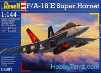 F/A-18E Super Hornet fighter-bomber