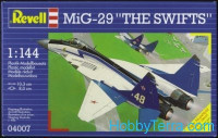 MiG-29 'The Swifts' fighter