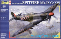 Spitfire Mk.IX C/XVI RAF fighter