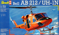 Bell AB 212 / UH-1N helicopter
