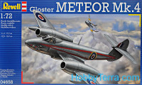 Gloster Meteor Mk.4 fighter