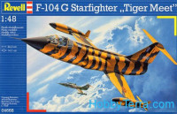 Lockhed F-104G Starfighter 'Tiger Meet'