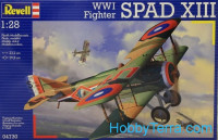 Spad XIII WWI French fighter
