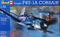 Vought F4U-1D Corsair fighter