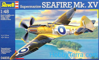 Seafire F Mk.XV fighter