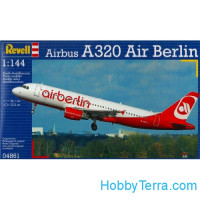"Airbus A320 ""Air Berlin"" airliner"