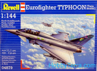 Eurofighter Typhoon twinseater
