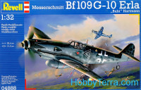 Messerschmitt Bf109G-10 Erla fighter
