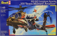 AH-64D Apache '100 Years Military Aviation'