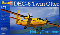 DHC-6 Twin Otter civil aircraft