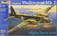 Vickers Wellington Mk.II bomber