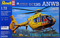 EC135 ANWB helicopter