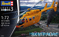 "BK-117 ""ADAC"" helicopter"