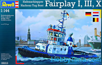 "Harbour Tug Boat ""Fairplay I, III, X"""