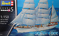 Gorch Fock, 1958. Level 5