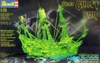 Pirate Ghost ship