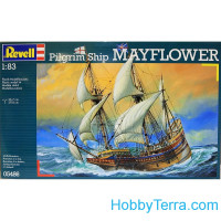 Piligrim ship Mayflower