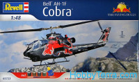 "Gift Set. AH-1F Cobra ""Flying Bulls"""
