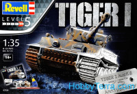Model Set. Tiger I, 75 Years