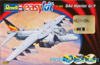 BAe Harrier Gr.9 strike-attack aircraft, easy kit