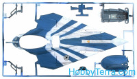 Star Wars. Plo Koon's Jedi Starfighter (Clone Wars) - easy kit