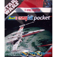 Star Wars. Star Fighter X-wing. easy kit