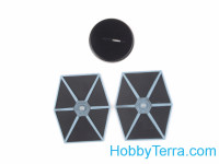 Star Wars. Spaceship TIE Fighter - easy kit Poсket