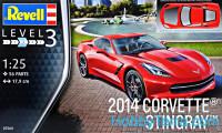 Corvette Stingray C7 2014