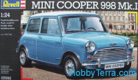 Mini Cooper 998 Mk.I car
