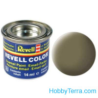 Paint Revell dark green mat 14ml