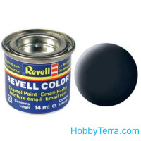 Paint Revell tank grey mat 14ml