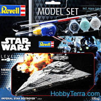 Model Set. Star Wars. Imperial Star Destroyer. Level 3