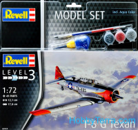 "Model Set. T-6G ""Texan"""
