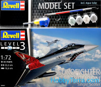Model Set. Eurofighter Typhoon