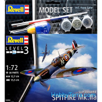 Model Set. Spitfire Mk.IIa