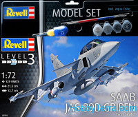 Model Set. Saab JAS-39D