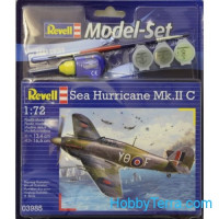 Model Set. Sea Hurricane Mk.II C