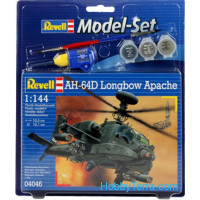 Model Set. AH-64D Longbow Apache