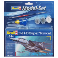 Model Set. F-14D Super Tomcat