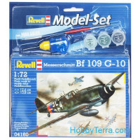Model Set. Messerschmitt Bf-109 G-10
