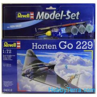 Model Set. Horten Go 229