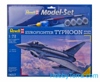 Model Set. Eurofighter Typhoon singlesester