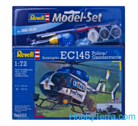 Model Set. EC145 Polizei/Gendarmarie